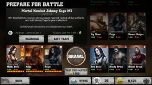 WWE Immortals game