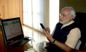 Download Narendra Modi app for mobile