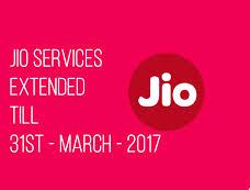 Reliance Jio 4G free data till March 2017
