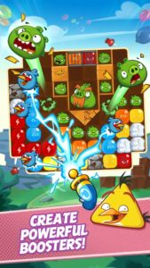 Download the new Angry Birds Blast for android/iOS/PC