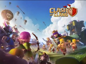 Clash of Clans updated version 2017