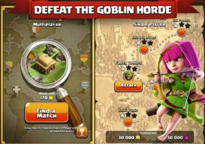 Clash of Clans updated version 2017 8.709.16 Full Download for android/iOS