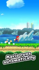 New Super Mario Run game 2017