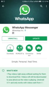 How to share your location with friends on WhatsApp tutorial