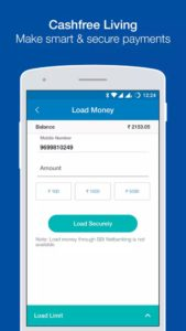JioMoney Wallet mobile app