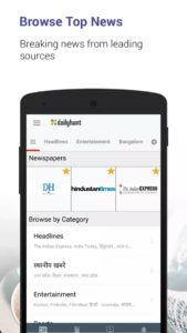 Dailyhunt (Newshunt) News app: Latest news on mobiles