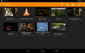 VLC media player app for android