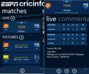 apps to watch live cricket