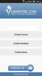 live cricket watching apps