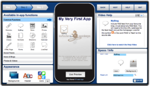 AppMakr best App software