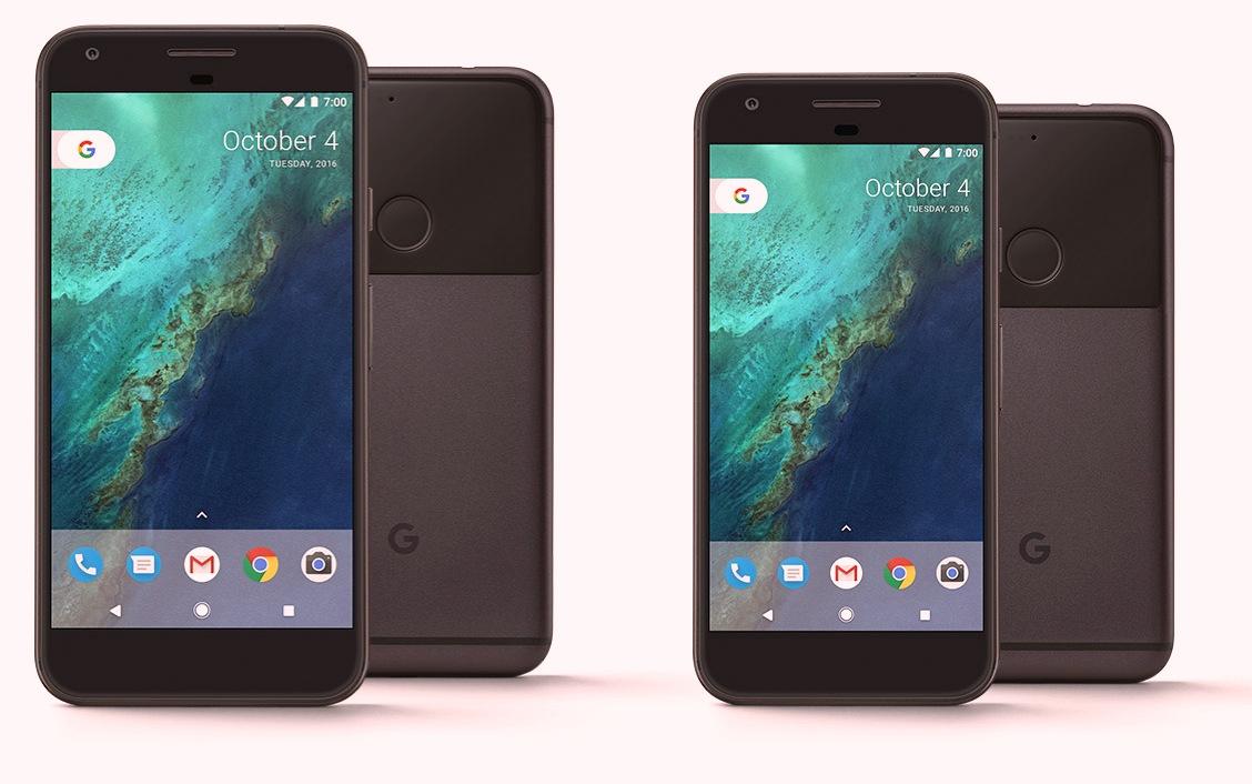 Google Pixel mobile