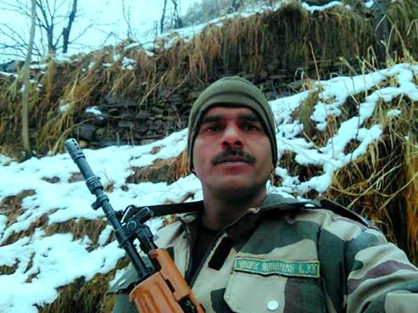 BSF Jawan Tej Bahadur Yadav's video gets viral