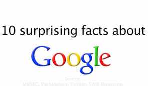 10 Top Amazing Facts about Google