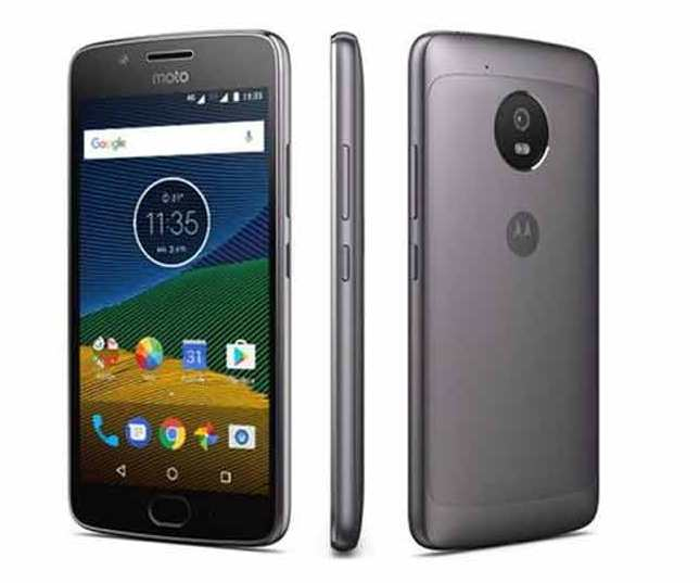 Motorola Moto G5 Plus