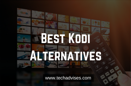 Kodi Alternatives