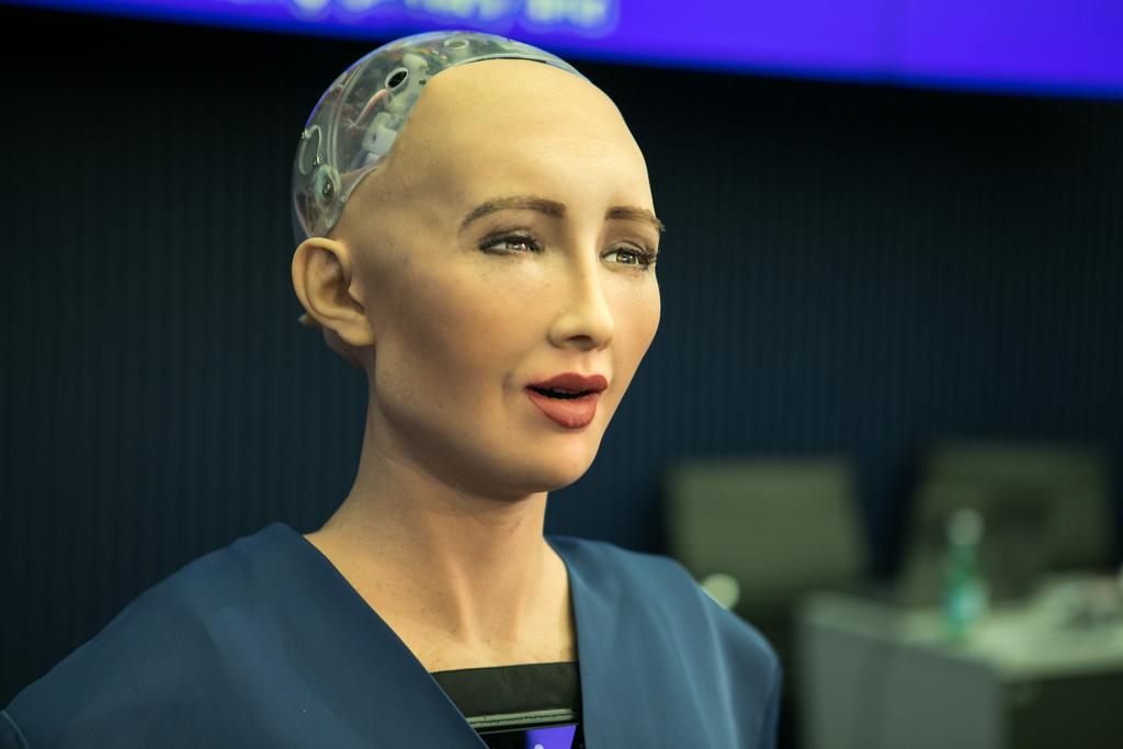 AI Robot Sophia