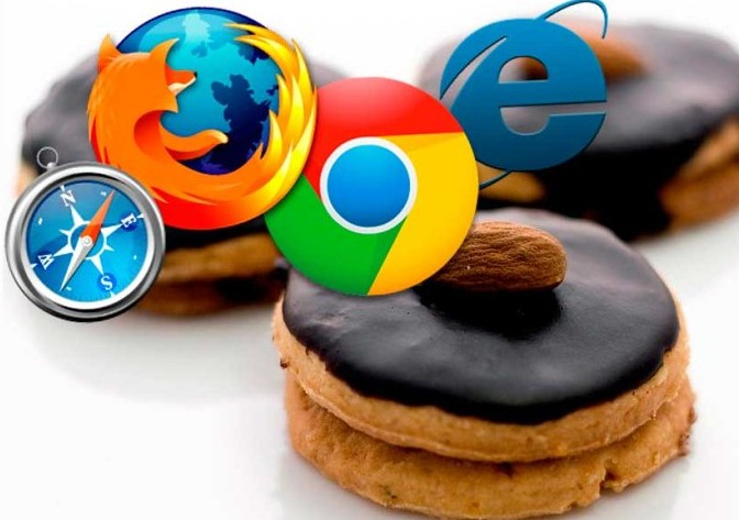 How to clear cookies in Web browser