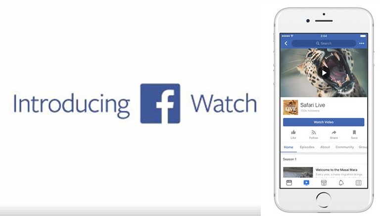 Facebook watch